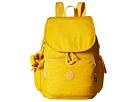Kipling Ravier Backpack (Warm Yellow)