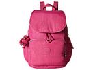 Kipling Ravier Backpack (Flamingo Pink)