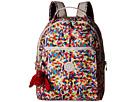 Kipling Ravier Backpack (Multi Splatter)