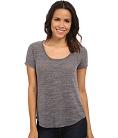 Michael Stars - Chelsea Triblend Short Sleeve Scoop Neck
