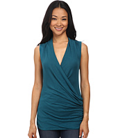 Michael Stars - Sleeveless Draped Front Top