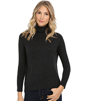 Michael Stars - Cashmere Blend Long Sleeve Turtleneck