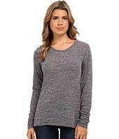 Michael Stars - Chelsea Triblend Long Sleeve Crew Neck