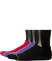 toesox - Low Rise Full Toe 3-Pack