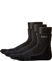 toesox - Medium Weight 3-Pack