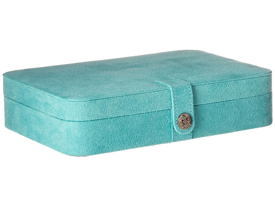 Mele Celia Jewelry Box Teal Jewelry Boxes Small Furniture