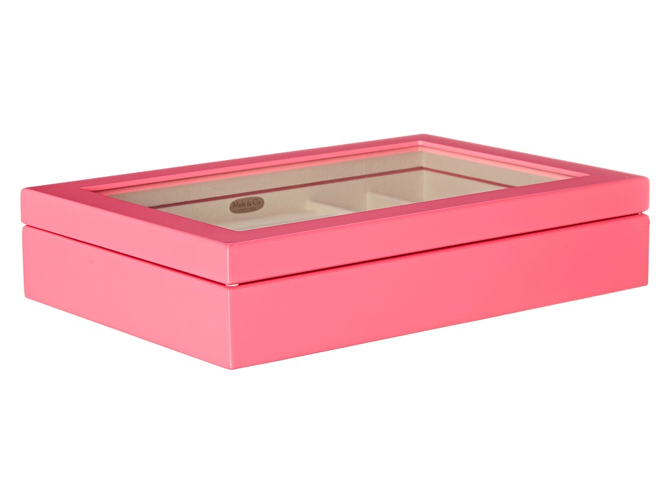 Mele Cassidy Jewelry Box Pink Jewelry Boxes Small Furniture