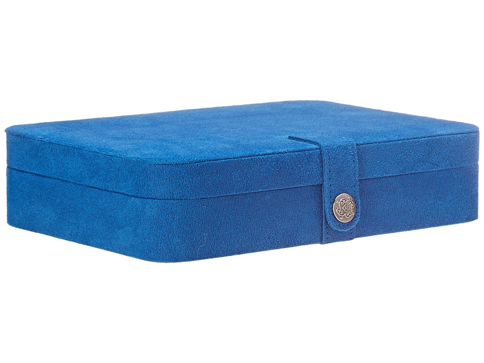 Mele Celia Jewelry Box Royal Blue Jewelry Boxes Small Furniture