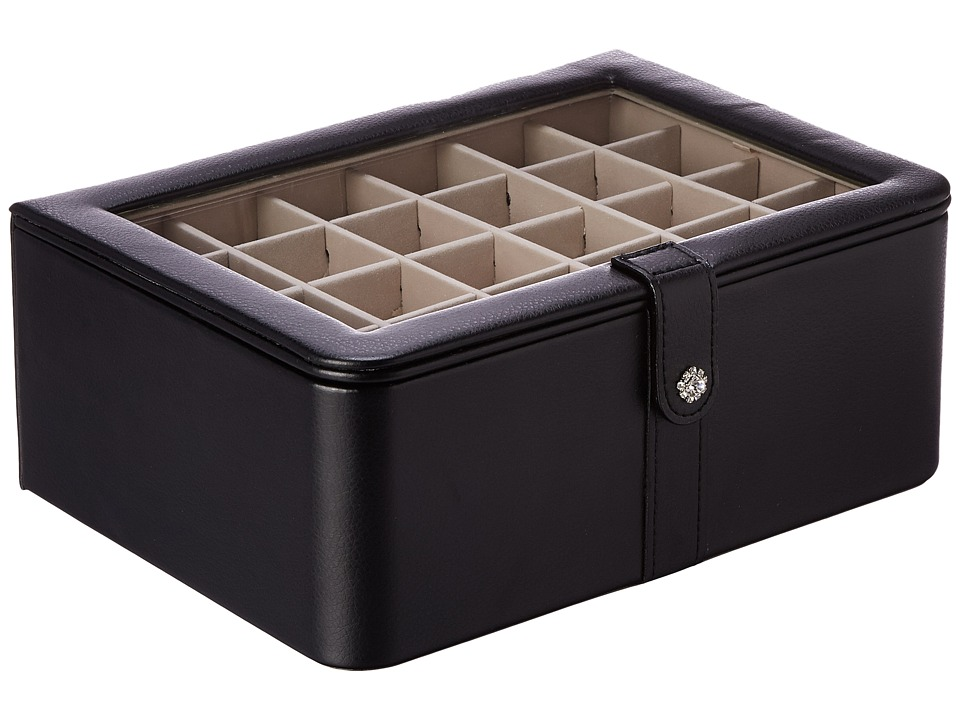 Mele Easton Jewelry Box Black Jewelry Boxes Small Furniture