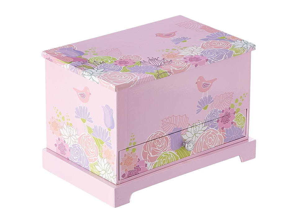 Mele Piper Jewelry Box Pink Jewelry Boxes Small Furniture