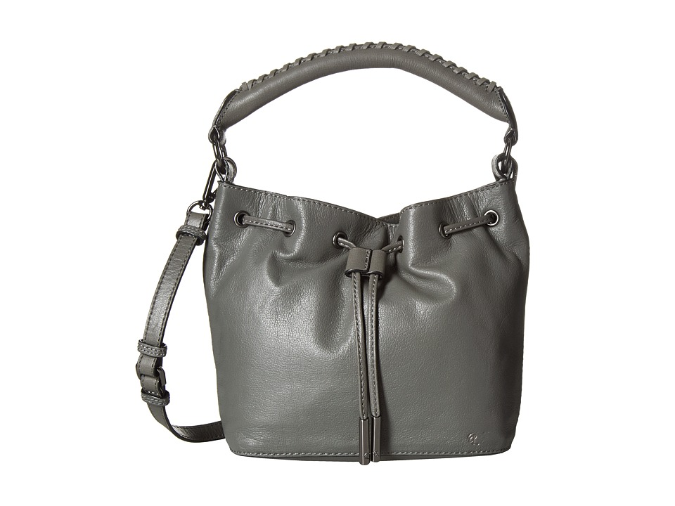 Elliott Lucca - Gigi Bon Drawstring (Slate) Drawstring Handbags