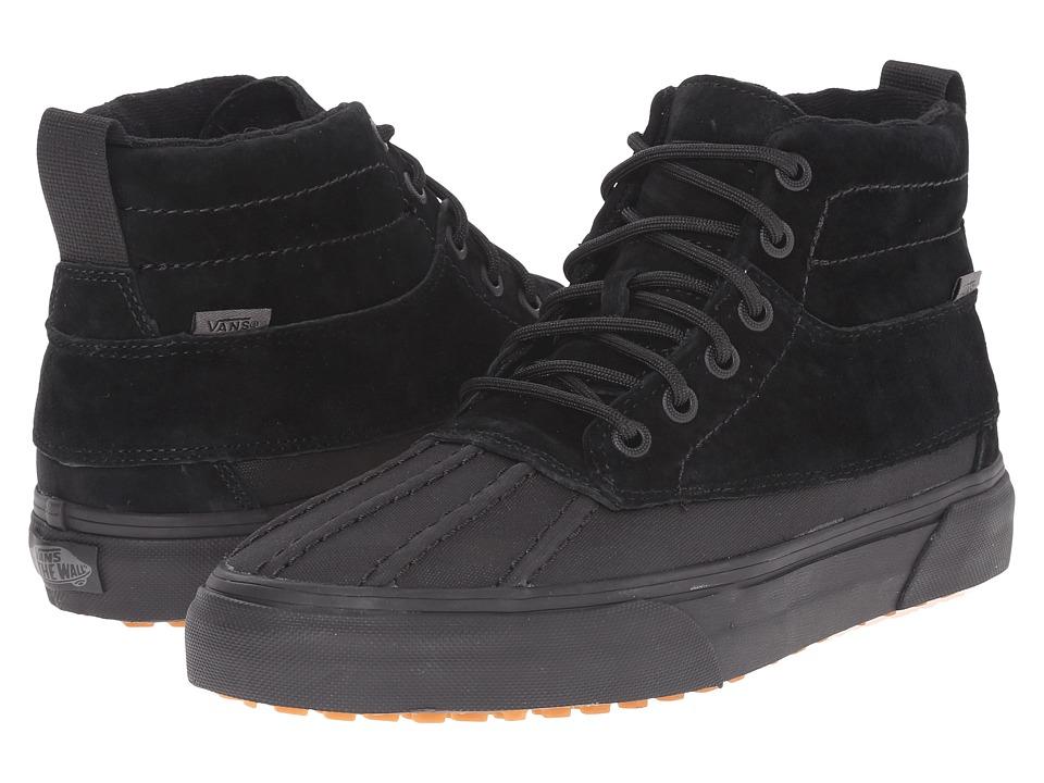 Vans SK8-Hi Del Pato MTE ((MTE) Black/Black) Skate Shoes