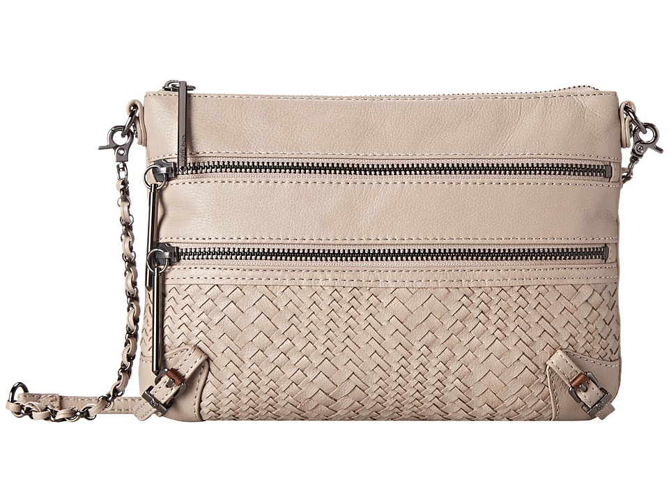 Elliott Lucca Bali 89 3 Zip Clutch Truffle Devi Clutch Handbags