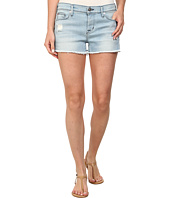 Hudson - Amber Raw Edge Shorts in Strata