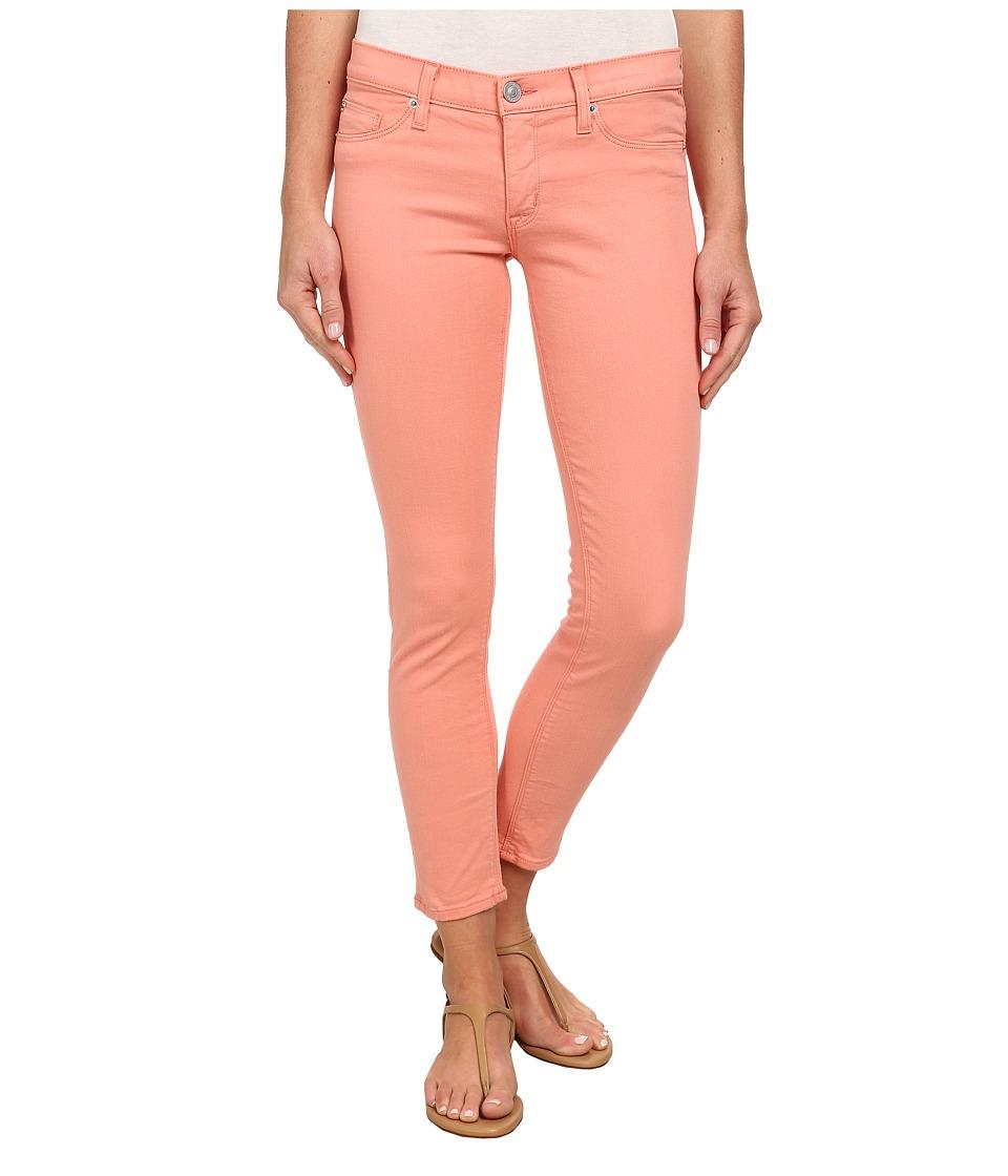Hudson - Krista Super Skinny Crop Jeans in Desert Rose (Desert Rose) Women's Jeans