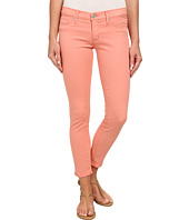 Hudson - Krista Super Skinny Crop Jeans in Desert Rose