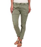 Hudson - Rowan Slouchy Skinny Cargo Pants in Juniper