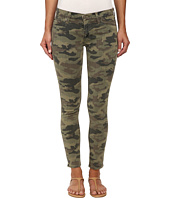 Hudson - Krista Crop Cargo Pants in Solimar