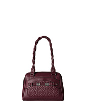 Rosetti - Twist It Up Quilted Satchel