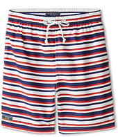 Toobydoo - Georges French Stripe Swim Shorts (Infant/Toddler/Little Kids/Big Kids)