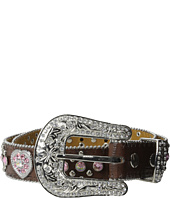 M&F Western - Hearts Belt (Little Kids/Big Kids)