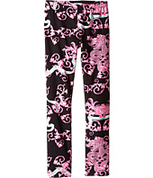 Versace Kids - Dragon All Over Print Leggings (Big Kids)
