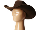 M&F Western - Twister Wool Cowboy Hat w/ Flat Bow (Little Kids/Big Kids)