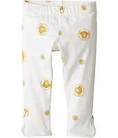 Versace Kids - All Over Medusa Print Leggings (Infant)