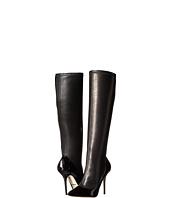 Dolce & Gabbana - Stivale Alto Vernice Nappa Stretch