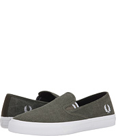 Fred Perry - Turner Slip-On Pigment Dyed Canvas