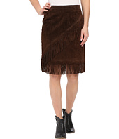 Scully - Tracy Suede Skirt