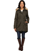 Sam Edelman - Cotton Anorak w/ Pleated Detail