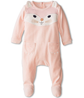 Little Marc Jacobs - Velour Cat Footie (Infant)