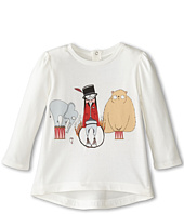 Little Marc Jacobs - Long Sleeve Miss Marc Printed Tee (Infant)