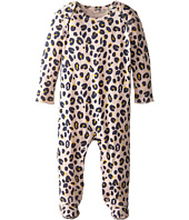 Stella McCartney Kids - Rufus Leopard Print Footie (Infant)