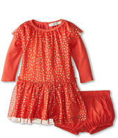 Stella McCartney Kids - Mouse Tulle Dress with Stars (Infant)