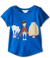 Little Marc Jacobs - Short Sleeve Printed T-Shirt (Toddler/Little Kids)