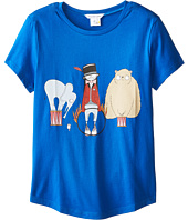 Little Marc Jacobs - Short Sleeve Printed T-Shirt (Little Kids/Big Kids)