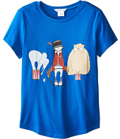 Little Marc Jacobs - Short Sleeve Printed T-Shirt (Big Kids)
