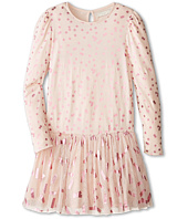Stella McCartney Kids - Primrose Star Print Dress with Tulle Skirt (Toddler/Little Kids/Big Kids)