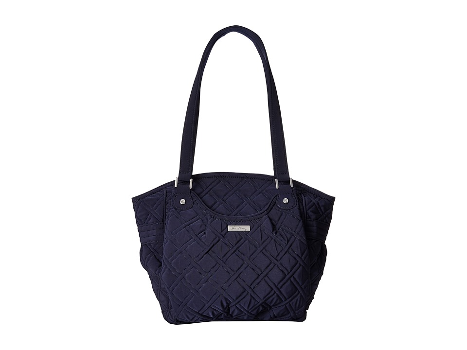 Vera Bradley Glenna (Classic Navy) Tote Handbags