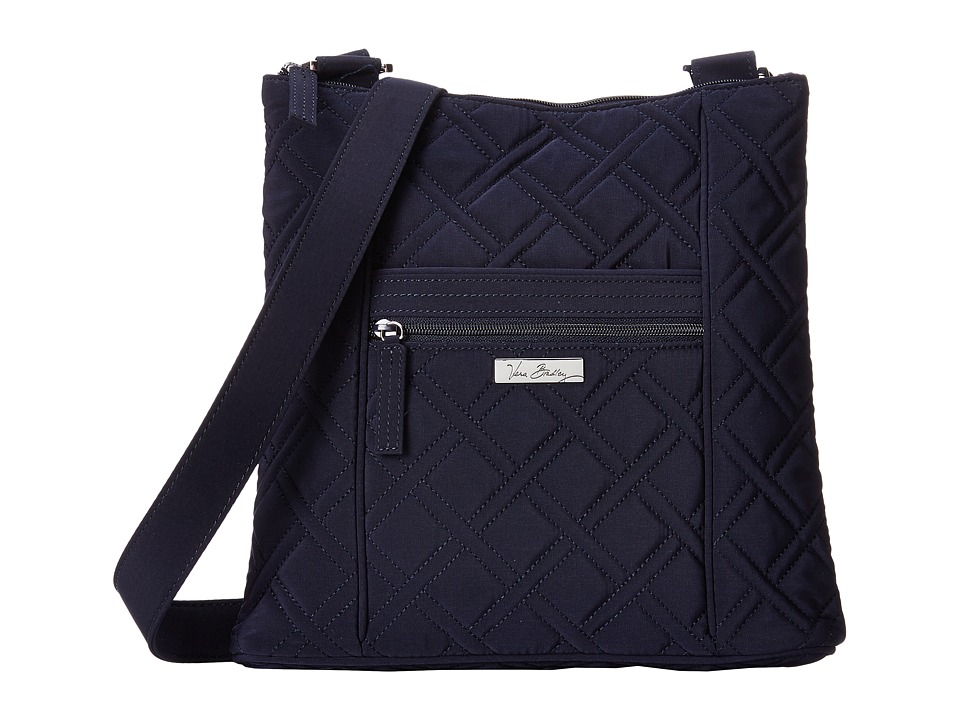 Vera Bradley - Hipster (Classic Navy) Cross Body Handbags