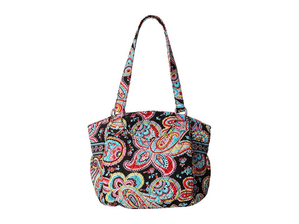 Vera Bradley - Glenna (Parisian Paisley) Tote Handbags