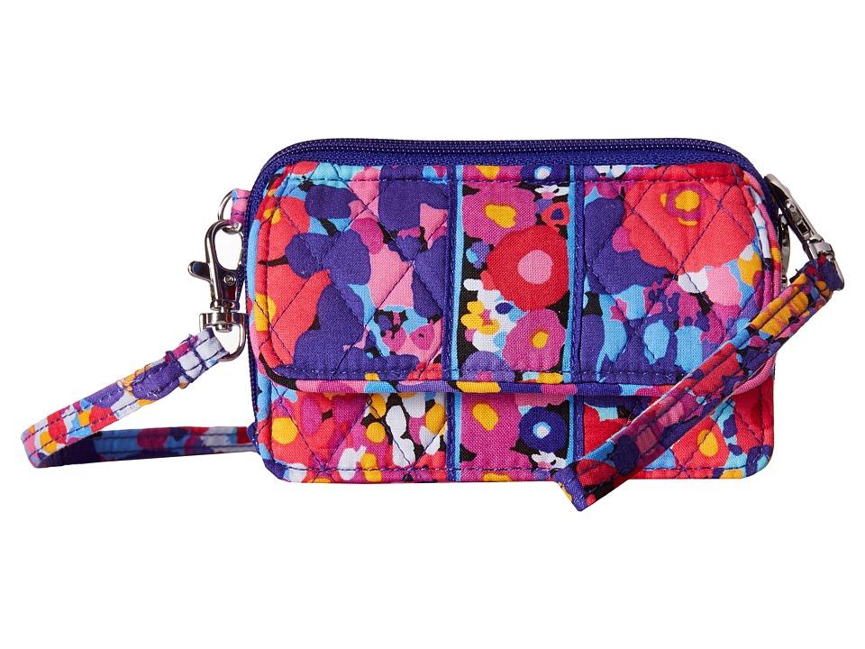 Vera Bradley - All In One Crossbody (Impressionista) Cross Body Handbags