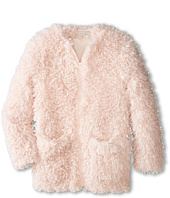 Stella McCartney Kids - Sparkles Faux Fur Coat (Little Kids/Big Kids)