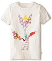 Stella McCartney Kids - Arlo Speckled Tulip Patched Tee (Toddler/Little Kids/Big Kids)