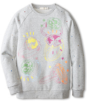 Stella McCartney Kids - Betty Ring Sweater with Jewels On Sleeves (Toddler/Little Kids/Big Kids)