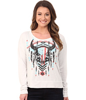 Rock and Roll Cowgirl - Long Sleeve Pullover 48-4648