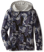 Stella McCartney Kids - Austin Jungle Print Hooded Sweater (Toddler/Little Kids/Big Kids)