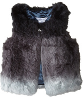 Little Marc Jacobs - Dip Dyed Faux Fur Vest (Toddler/Little Kids)